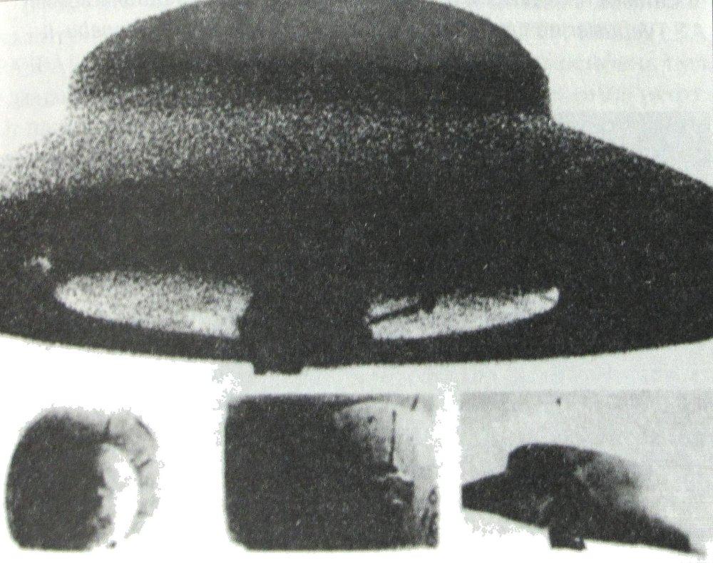 Първоначална версия на Haunebu-II